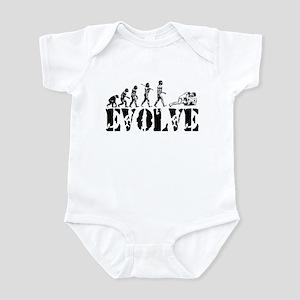 Wrestling Wrestler Infant Bodysuit