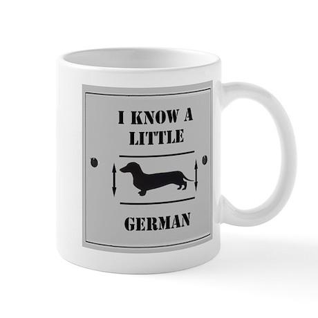 Nice Dachshund Mug