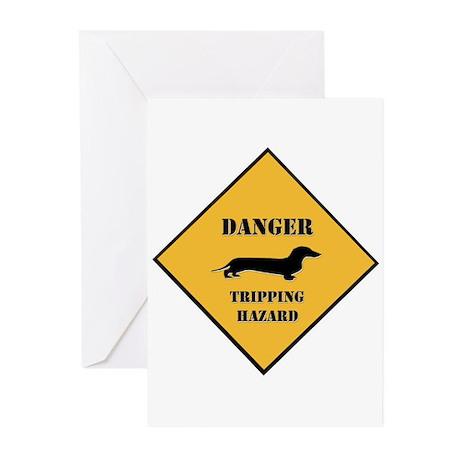 Tripping Hazard Greeting Cards (Pk of 20)