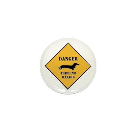 Tripping Hazard Mini Button