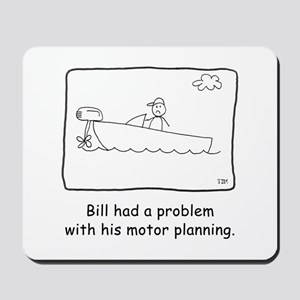 Motor Planning Mousepad