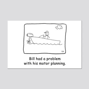 Motor Planning Mini Poster Print