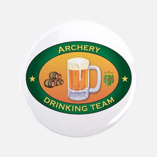 """Archery Team 3.5"""" Button"""