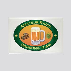 Amateur Radio Team Rectangle Magnet