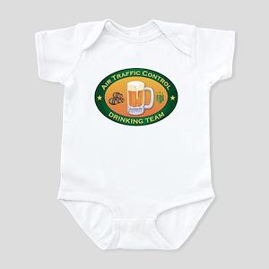 Air Traffic Control Team Infant Bodysuit