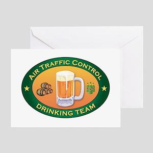 Air Traffic Control Team Greeting Card