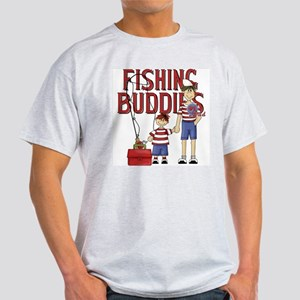 Fishing Buddies Light T-Shirt