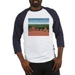 Ocmulgee Mounds Baseball Jersey