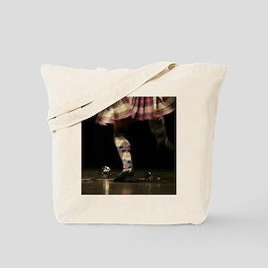 Highland Sword Dancer  Tote Bag