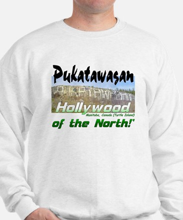 'Hollywood of the North': Sweatshirts