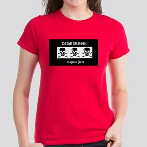 Team ARRGH!!! Women's Dark T-Shirt