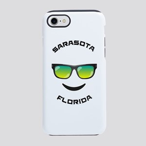 Florida - Sarasota iPhone 8/7 Tough Case