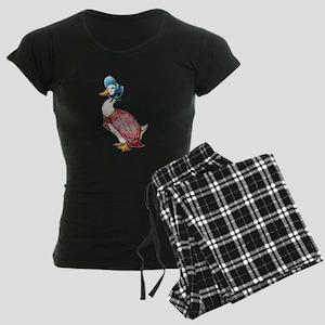 Jemima Puddleduck Women's Dark Pajamas