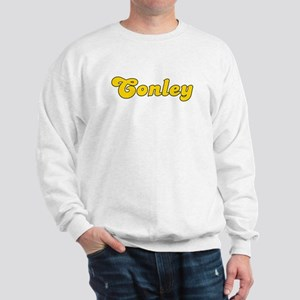 Retro Conley (Gold) Sweatshirt