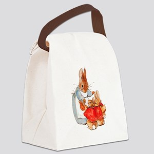 Flopsy, Mopsy and Cottontail Canvas Lunch Bag