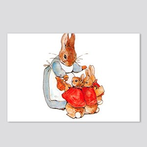 Flopsy, Mopsy and Cottont Postcards (Package of 8)