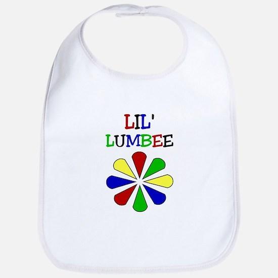 LIL' LUMBEE Bib