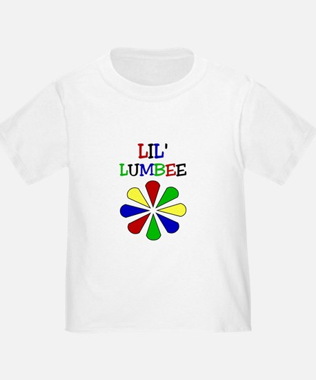 Toddler LIL' LUMBEE T-Shirt