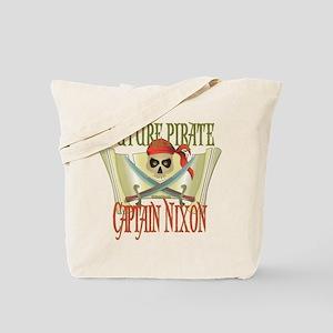 Captain Nixon Tote Bag