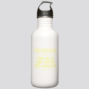 Grandad The Man The My Stainless Water Bottle 1.0L