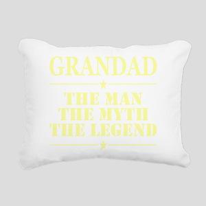 Grandad The Man The Myth Rectangular Canvas Pillow