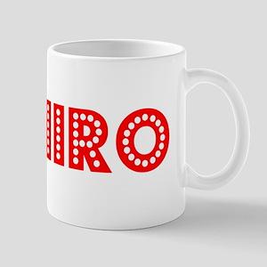 Retro Ramiro (Red) Mug