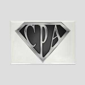 Super CPA - Metal Rectangle Magnet