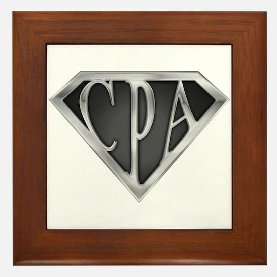 Super CPA - Metal Framed Tile