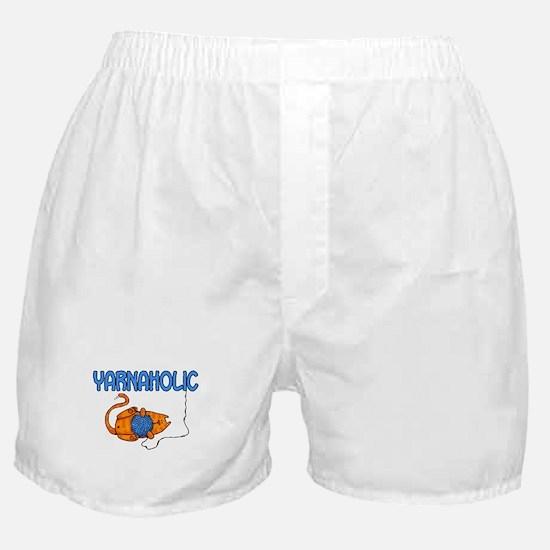 yarnaholic Boxer Shorts