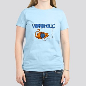 yarnaholic Women's Light T-Shirt