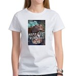 50th Birthday Gifts, 50 Women's T-Shirt