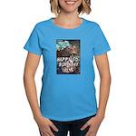 50th Birthday Gifts, 50 Women's Dark T-Shirt