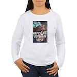 50th Birthday Gifts, 50 Women's Long Sleeve T-Shir