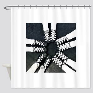 Irish Dance Ghillies Ring Shower Curtain