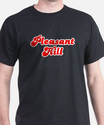 Retro Pleasant Hill (Red) T-Shirt