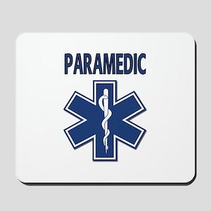 Paramedic EMS Mousepad