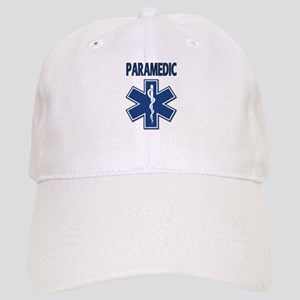 Paramedic EMS Cap