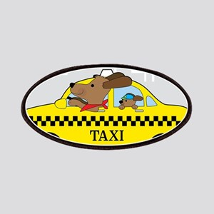 New York Taxi Dog Patch