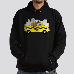 New York Taxi Dog Sweatshirt