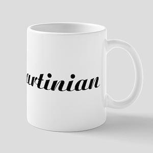Classic St. Martinian Mug