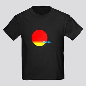 Dario Kids Dark T-Shirt
