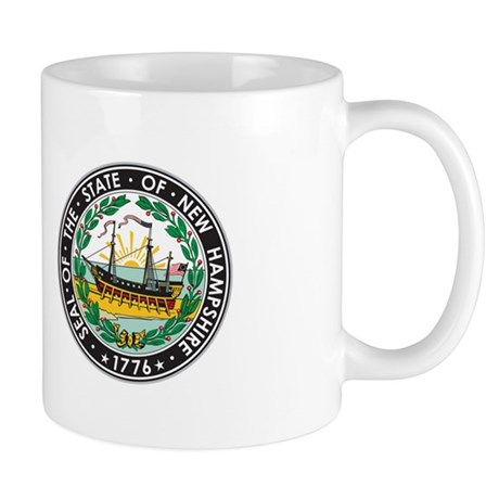 NEW-HAMPSHIRE-SEAL Mug