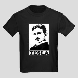 Tesla Kids Dark T-Shirt