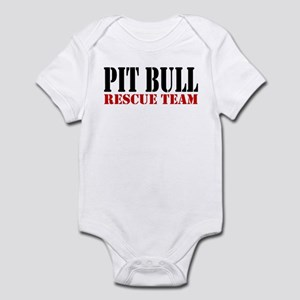PitBull Rescue Team Infant Bodysuit