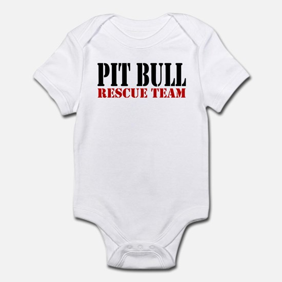 PitBull Rescue Team Infant Bodysuit