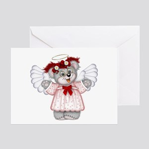 LITTLE ANGEL 3 Greeting Card