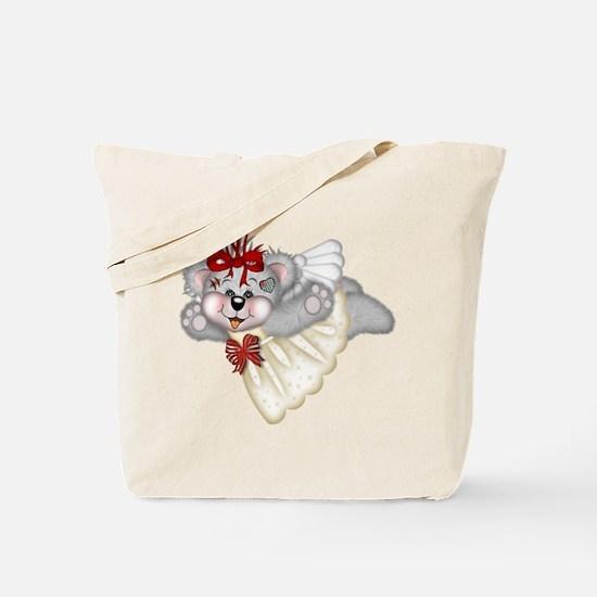 LITTLE ANGEL 4 Tote Bag