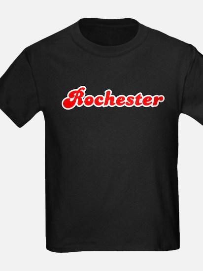 Retro Rochester (Red) T