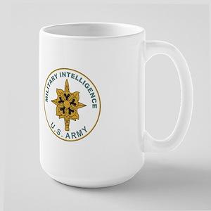 MILITARY-INTELLIGENCE Large Mug