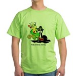 US Navy Freddy & Sammy Green T-Shirt